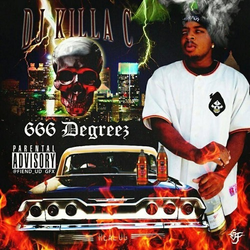 666 DEGREEZ MIXTAPE By DJKillaC [SIXSET]