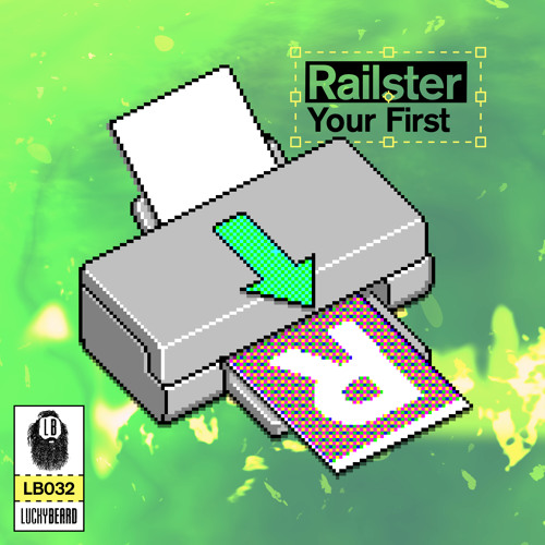 Railster - Your First EP (LB032)