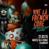 Sprinky Vs Digital Violence - Vive La Frenchcore - Dr. Peacock B-day Promo Mix