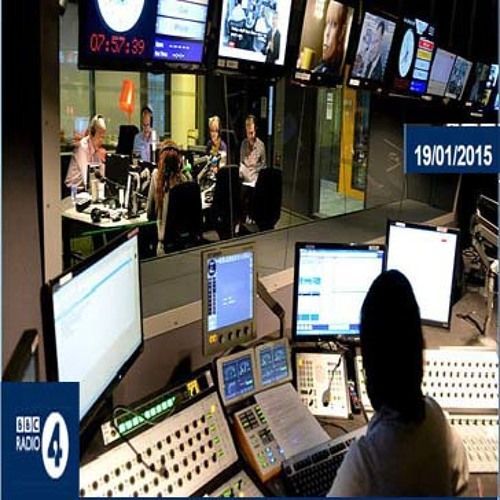 BBC Radio 4 interview abt Lesley Blanch