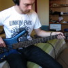 Linkin Park - Given Up Bass Cover
