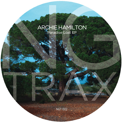 Archie Hamilton - Paradise Lost EP