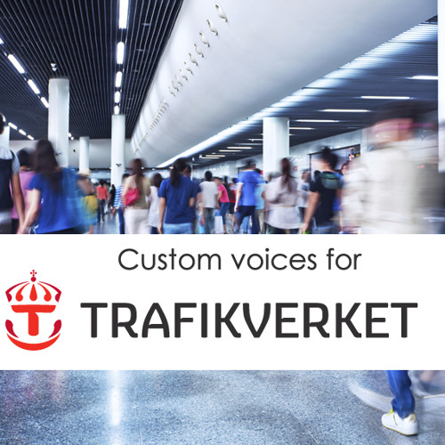 Anton - Custom Voice For Trafikverket, by Acapela Group