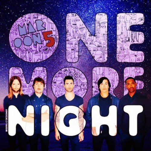Maroon 5 - One More Night (Romey Future Remix)