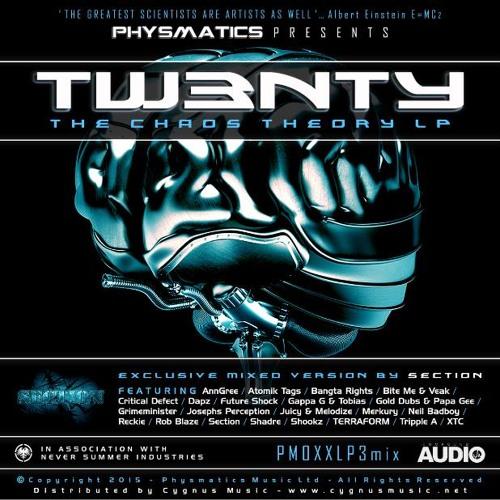 XTC [Nottingham] - DISENGAGE - out soon on Physmatics music
