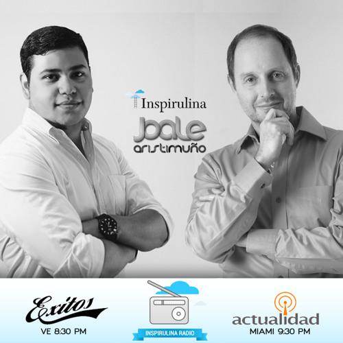 Entrevista en Inspirulina Radio, de Eli Bravo