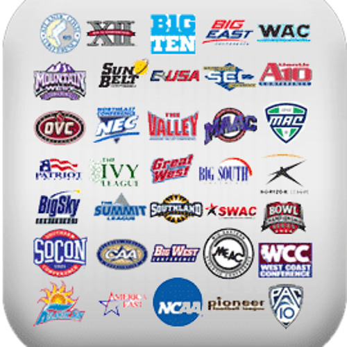 NCAA Conferences: ACC versus Big 12, Mid Majors, and the West Coast