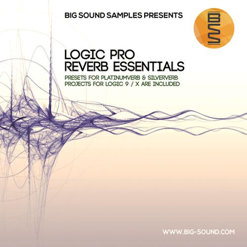 BS Logic Pro Reverb Essentials