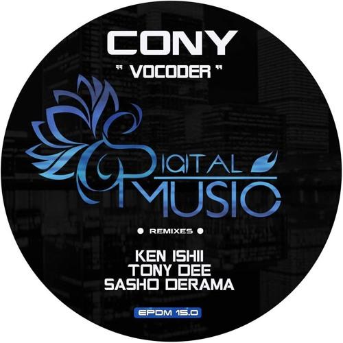 Cony - Vocoder (Original mix)