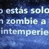 Zombie a la intemperie a Santiago