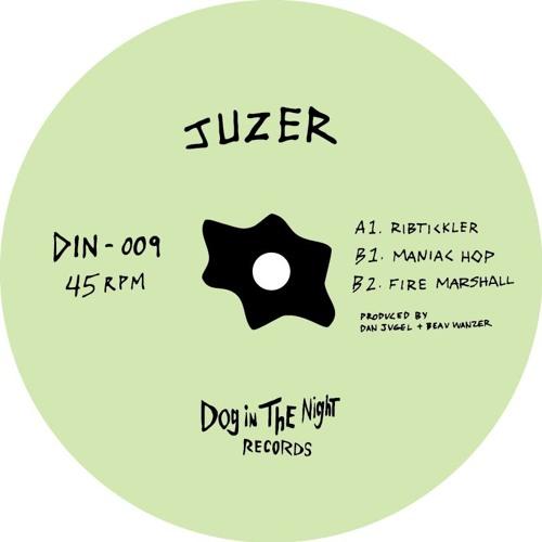 """JUZER - RIBTICKLER 12"""" (snippets)"""