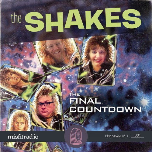 The Final Countdown Cover Art