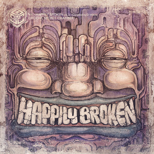 Western BBQ  - [Happily Broken VA Vol. 2] forthcoming on Groove Secret Chamber (Compiled by D-WaUw)