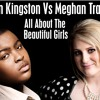 Sean Kingston Vs Meghan Trainor All About Beautiful Girlswav Mp3