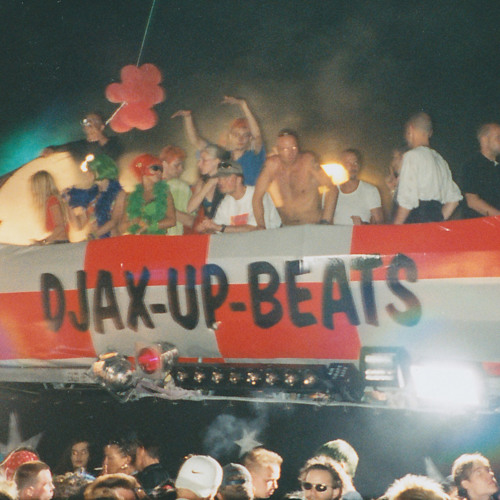 Miss Djax at Love Parade 1997 Berlin