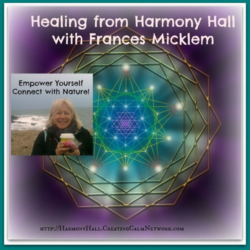 Healing from Harmony Hall with Frances Micklem - Being empowered by your connection to nature.