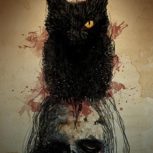 O Gato Preto - de Edgar Allan Poe