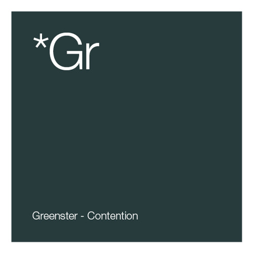 Greenster - Contention
