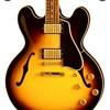 midnight Gibson blues