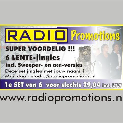 RadioPromotions - Lentedemo (12 Piece) 11022015