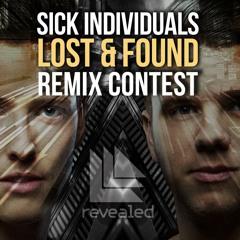 Sick Individuals - Lost & Found (Andero Remix)[Pump This Radio #004 - Alpharock]