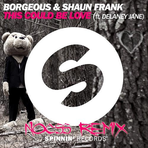 Borgeous & Shaun Frank - This Could Be Love Ft. Delaney Jane (Nocss Remix)[Free download]