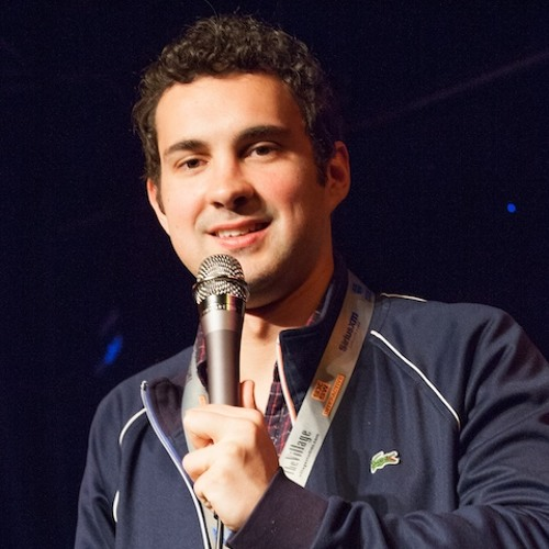 Comedian Mark Normand sits down w/ Sam Meeker