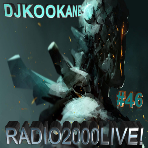 DJKOOKANE-PLAYING-TECHNO @ RADIO2000LIVE!#046