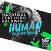 HARDSOUL - Human (SILVER LINING) Feat. Hero Baldwin [OUT NOW]