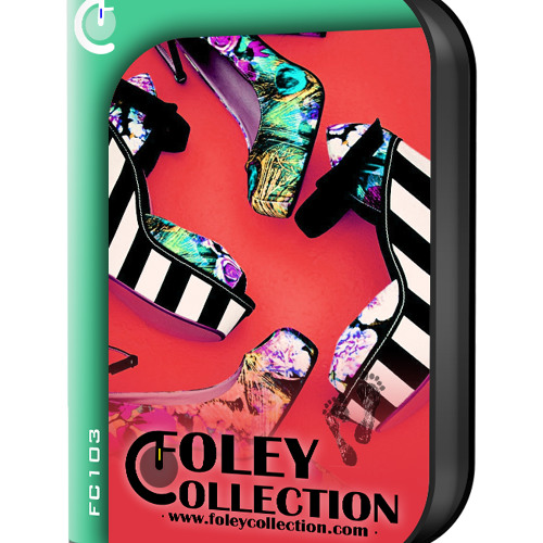 FC 103 COMPLETE FOLEY COLLECTION PACK 4