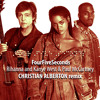 Rihanna And Kanye West - 4 5 Seconds(Christian Alberton Remix) bootleg mashup