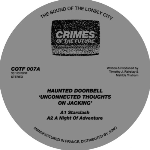 Haunted Doorbell : Unconnected Thoughts On Jacking COTF007 CLIPS !!OUT NOW!!