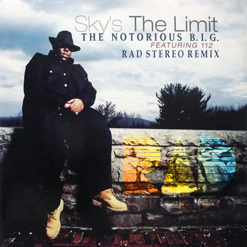 The Notorious B.I.G. Ft. 112 - Sky's The Limit (Rad Stereo Remix)