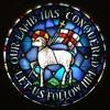 Agnus Dei / Behold the Lamb of God, sung x Eric Hansen