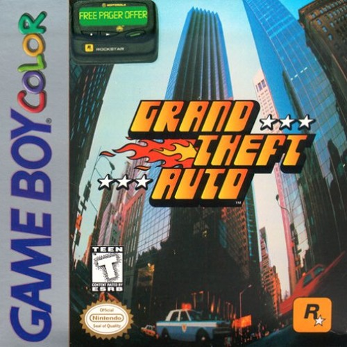 Grand Theft Auto (GBC) Soundtrack 1