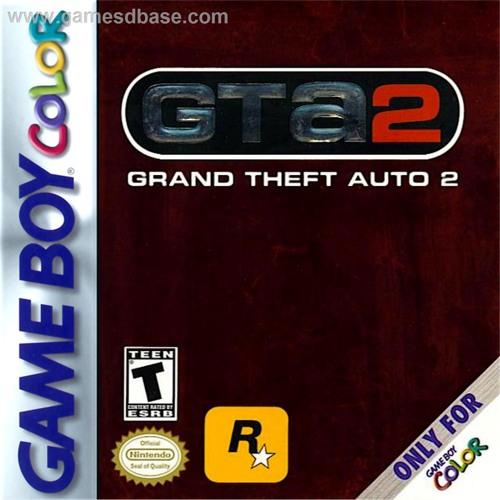 Grand Theft Auto 2 (GBC) Soundtrack 1