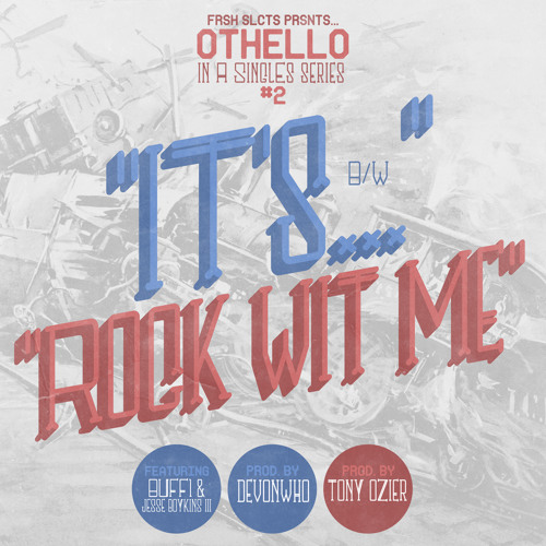 Rock Wit Me Produced by Tony Ozier