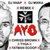 Ayo - Chriss Brown Feat Tyga & Fatman Scoop (Dj Snap & Dj Mixka Remix)++++++++