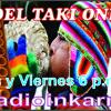 06 - 03 - 2015 HUAYNO 3 TAKI ONKOY Portada del disco