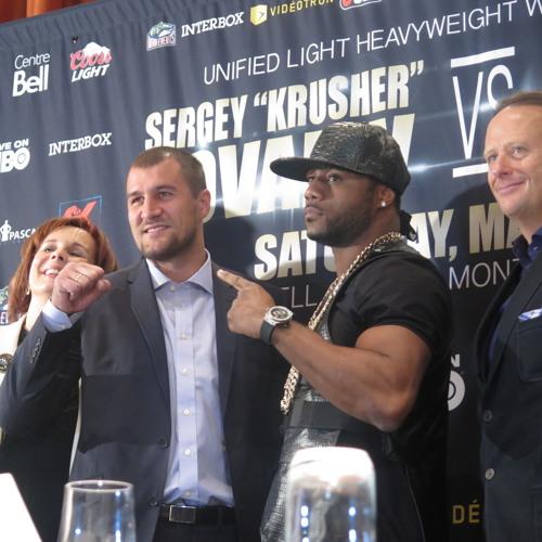 HBO Boxing Podcast - Episode 42 - Kovalev vs Pascal Preview