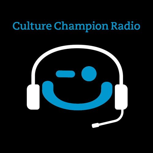 Culture Champion Radio Episode 1 (with Twitter's Niki Lustig)