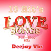 10 Hits Love Song's Nonstop Mix {Deejay Vks}