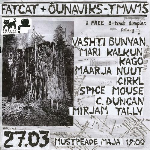 FatCat + Õunaviks - FREE 8-track sampler - Tallinn Music Week 2015