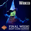 """""""One Short Day"""" - WICKED"""