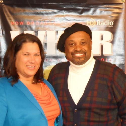 Dr. Willie Jolley & Cy Wakeman SiriusXM Interview