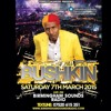 MC BUSHKIN & Dj TRUDOS #London2BrumLinkUp  [BirminghamSoundsRadio]