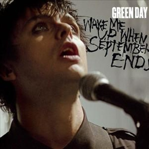 free download green day wake me up when september ends