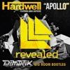 Hardwell FT Amba Shepherd- Apollo (Dimatik Big Room Bootleg)