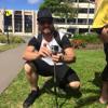 Gold Coast vs Drew Kruck Podcast - #3-Skin Cancer-black salve-singing