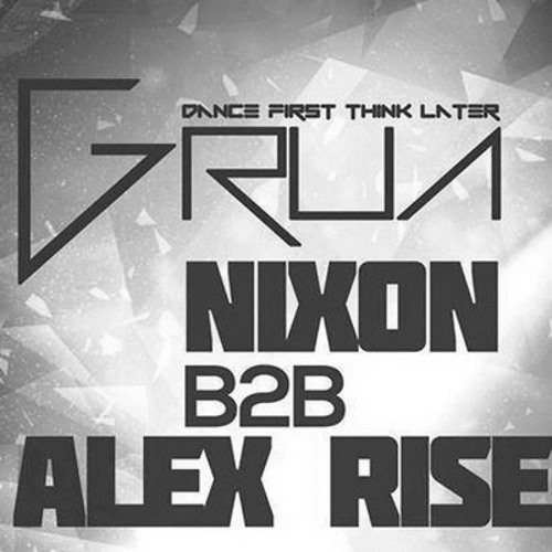 Live b2b NIXON / Destination Unknown Debut ø Grua Club 27-02-2014